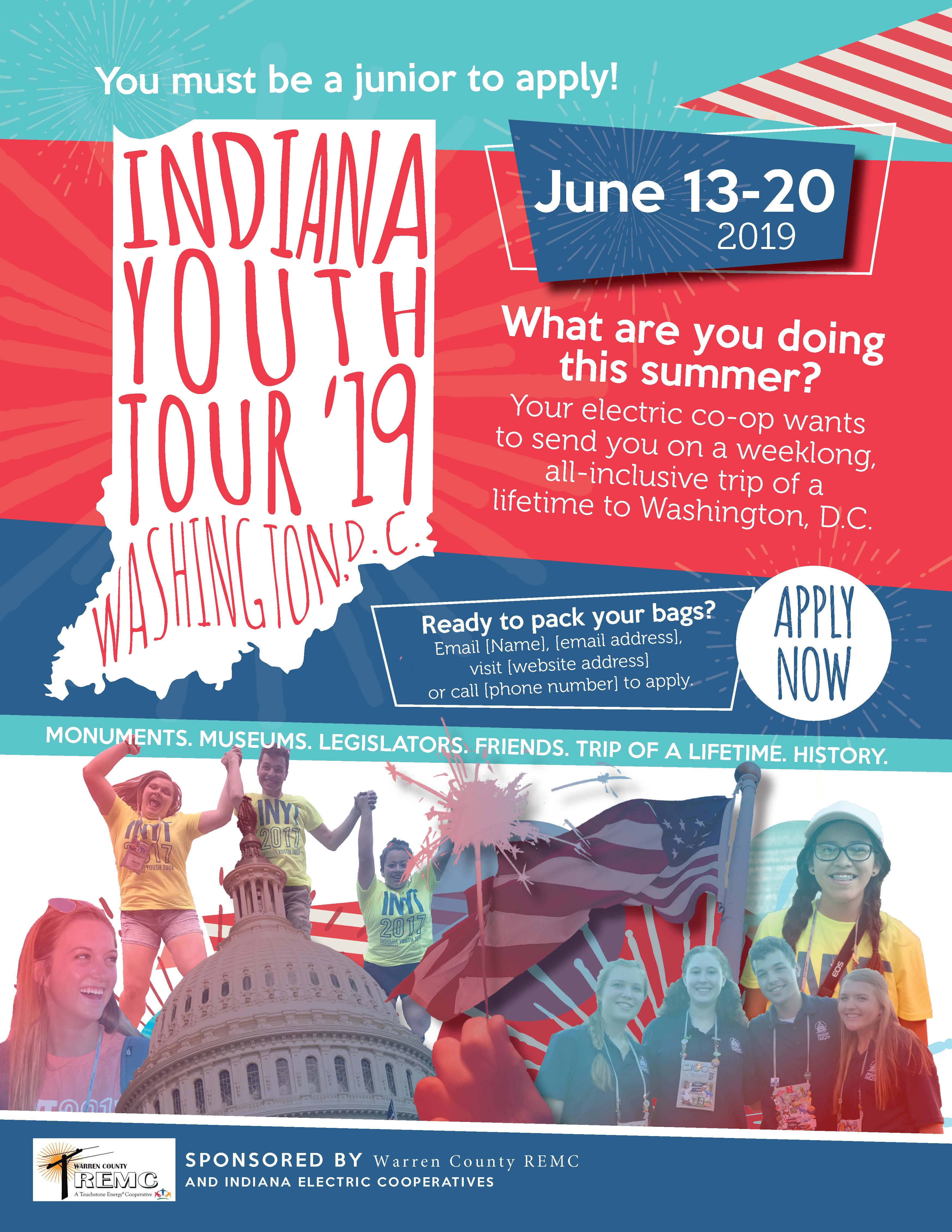 2019 Youth Tour